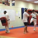 Adult  South Elgin Budokan Martial Arts Karate DSCN1908