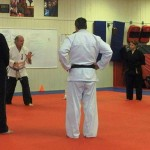 Adult South Elgin Budokan Martial Arts Karate  DSCN1943