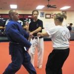 Adult South Elgin Budokan Martial Arts Karate DSCN4531