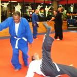 Adult South Elgin Budokan Martial Arts Self Defense  Karate DSCN2562