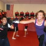 Boxing South Elgin Budokan Martial Arts Karate DSCN4232