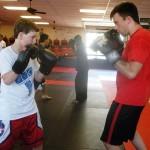 Boxing South Elgin Budokan Martial Arts Karate  DSCN7362