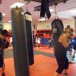Boxing South Elgin Budokan Martial Arts Karate  SAM_1158