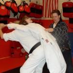 Hapkido  South Elgin Budokan Martial Arts Karate SAM_0496