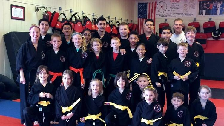 Record Breaking Youth Martial Arts Promotion