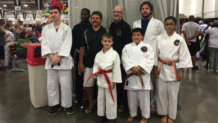 South Elgin Budokan Wins 7 Medals at Judo National Championships